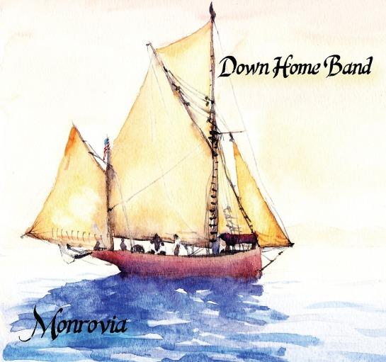 DownHome-MonroviaCover